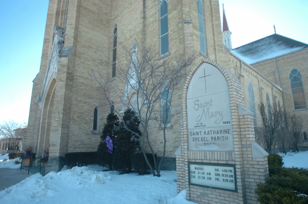 St. Mary's/St. Katharine Drexel in Kaukauna.