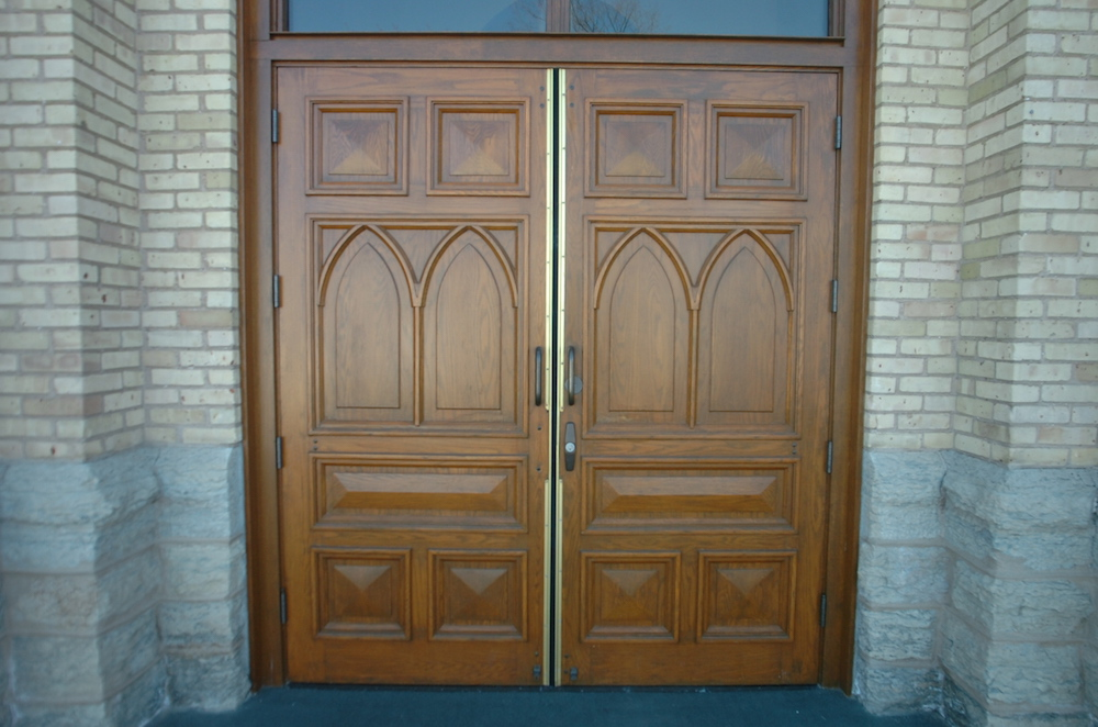 Where are these doors?