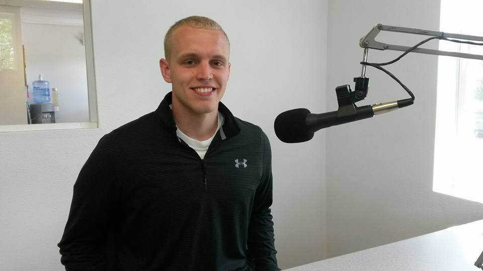 Jake Schalow, a 2010 Kaukauna High School graduate, will take over as varsity boys basketball head coach at Merrill High School. WJMT radio photo