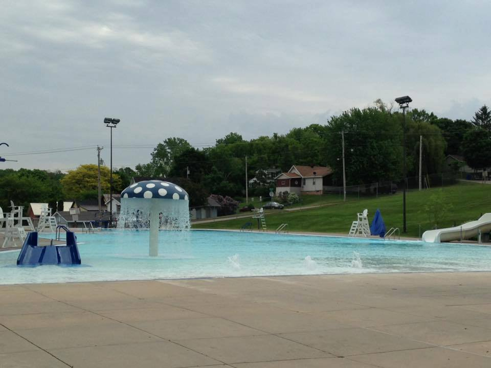 Kaukauna Pool. Tony Penterman photo