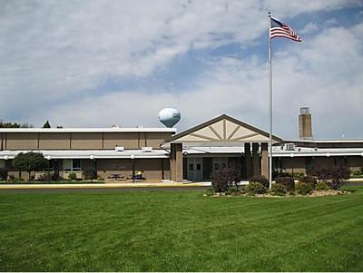 Quinney Elementary School, Kaukauna, Wisconsin.