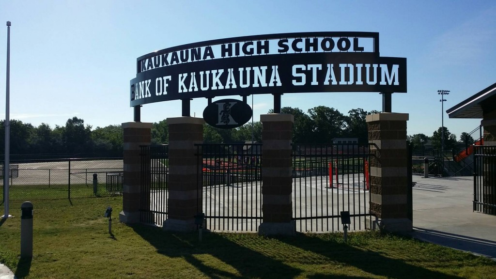 Bank of Kaukauna stadium