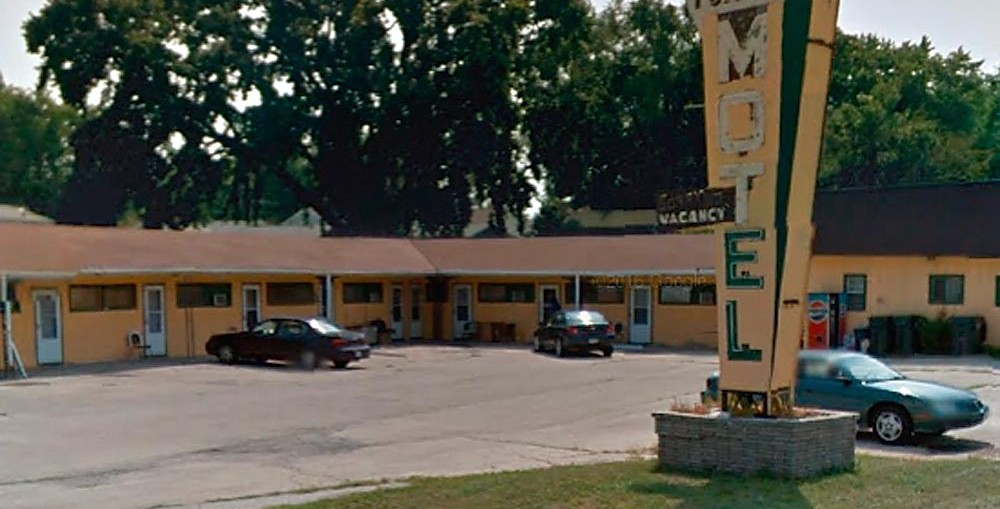 Former Fox Cities Motel in Kaukauna