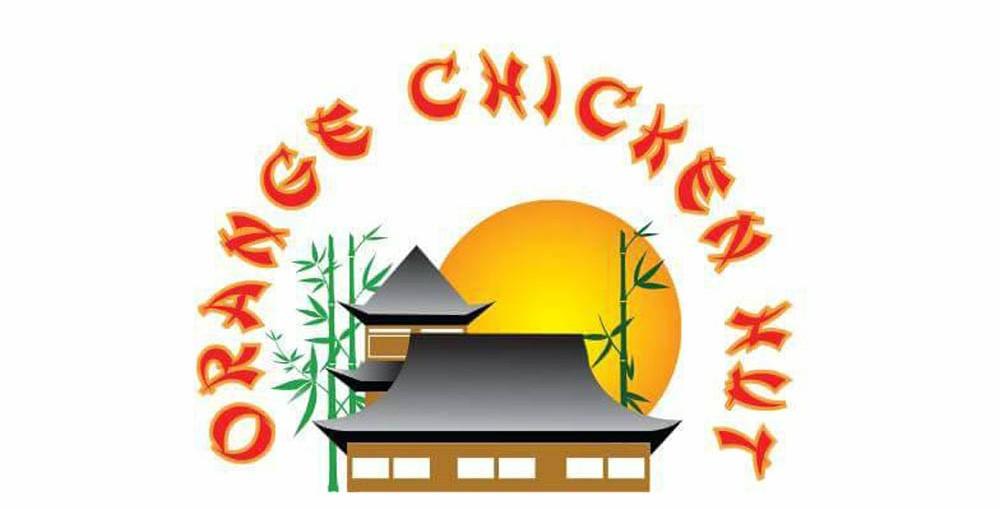 Orange Chicken Hut, Kaukauna, Wisconsi