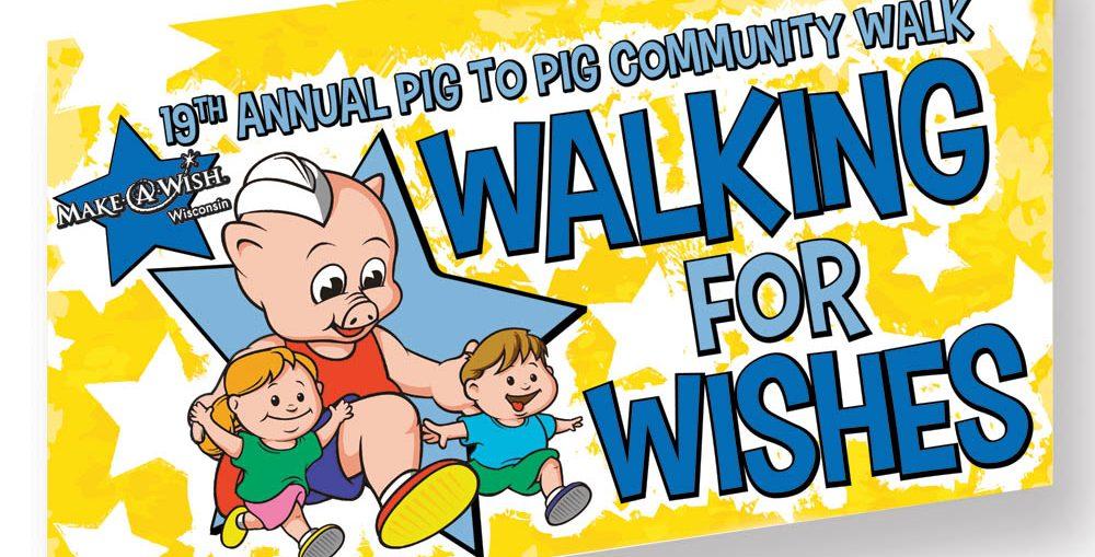 Pig-to-Pig walk 2017