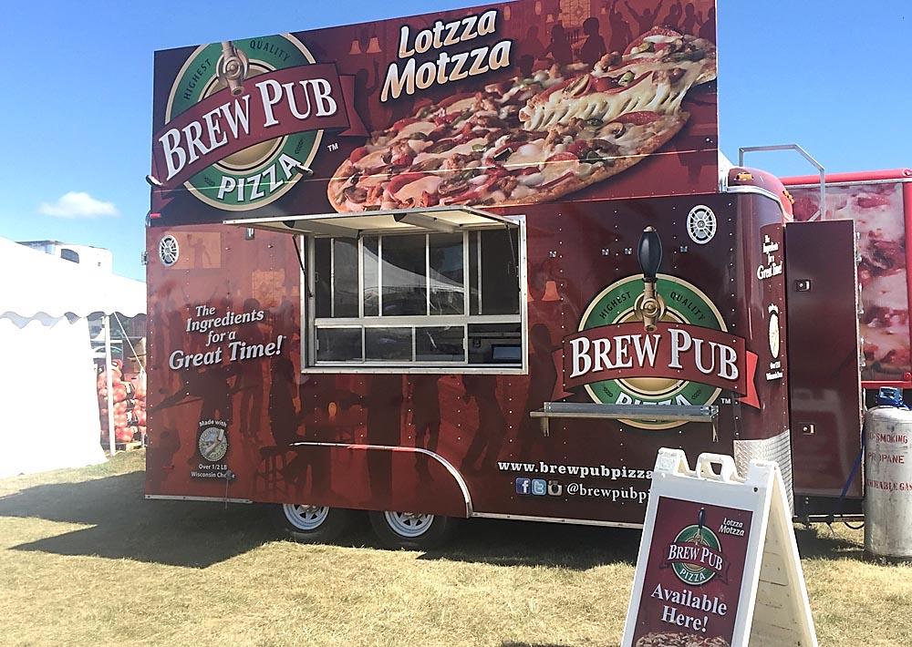 Brew Pub Pizza.