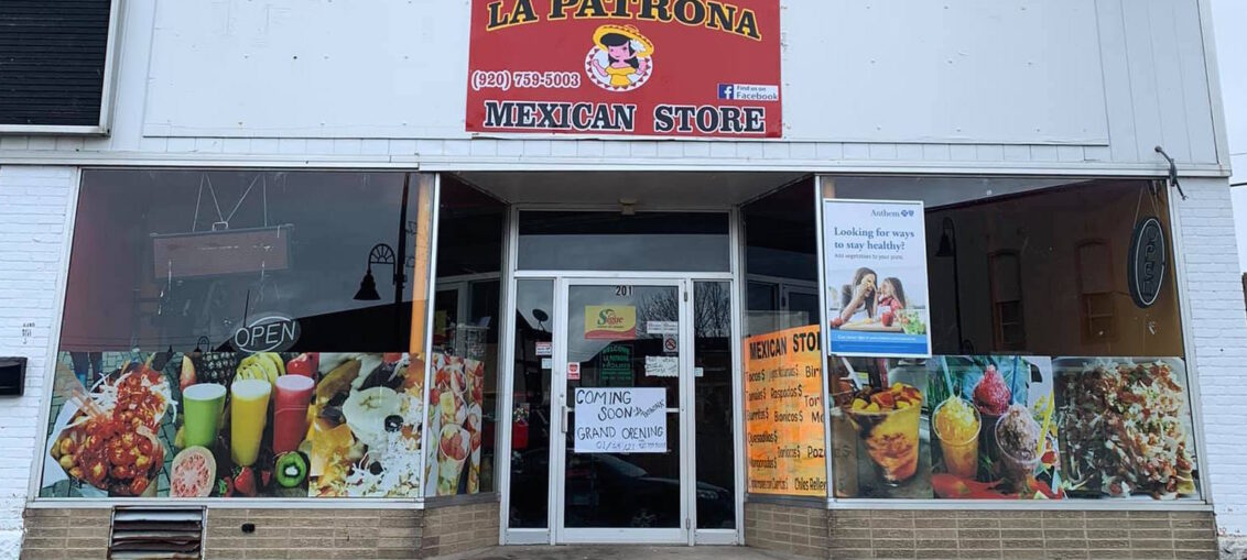 La Patrona Mexican Store, Kaukauna. Tony Penterman photo