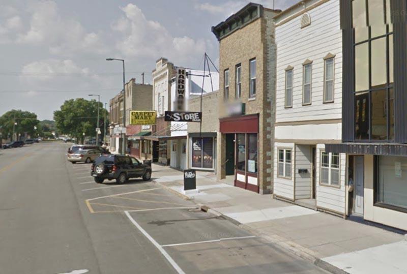 Second St., Kaukauna, Wisconsin/Google maps
