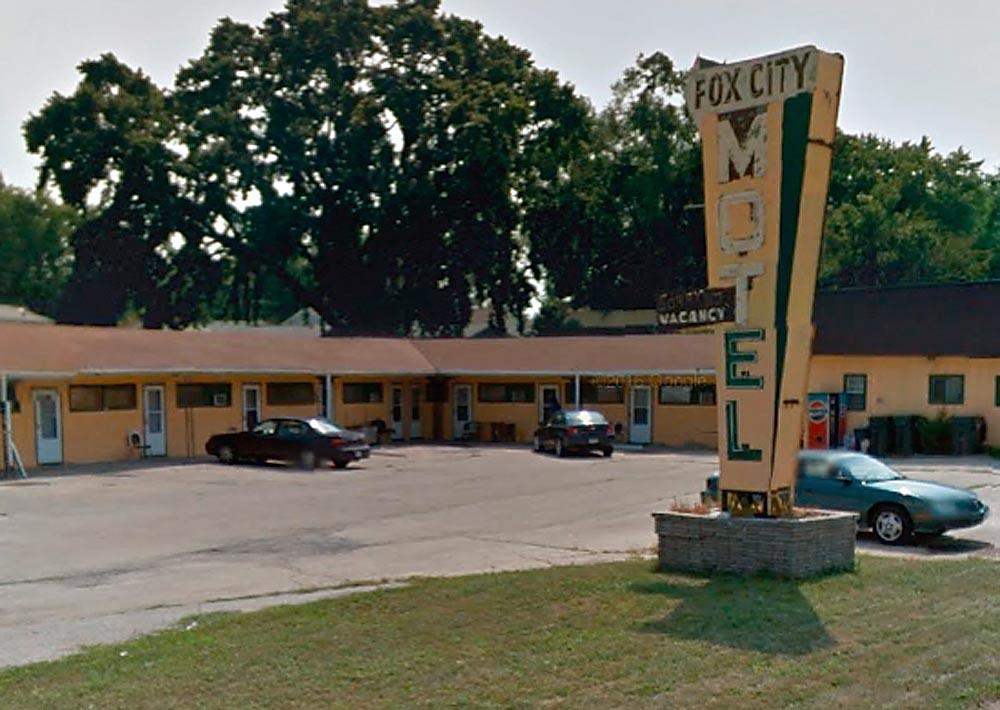 Former Fox Cities Motel in Kaukauna