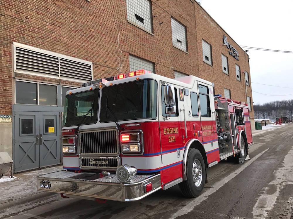 file photo Kaukauna fire department
