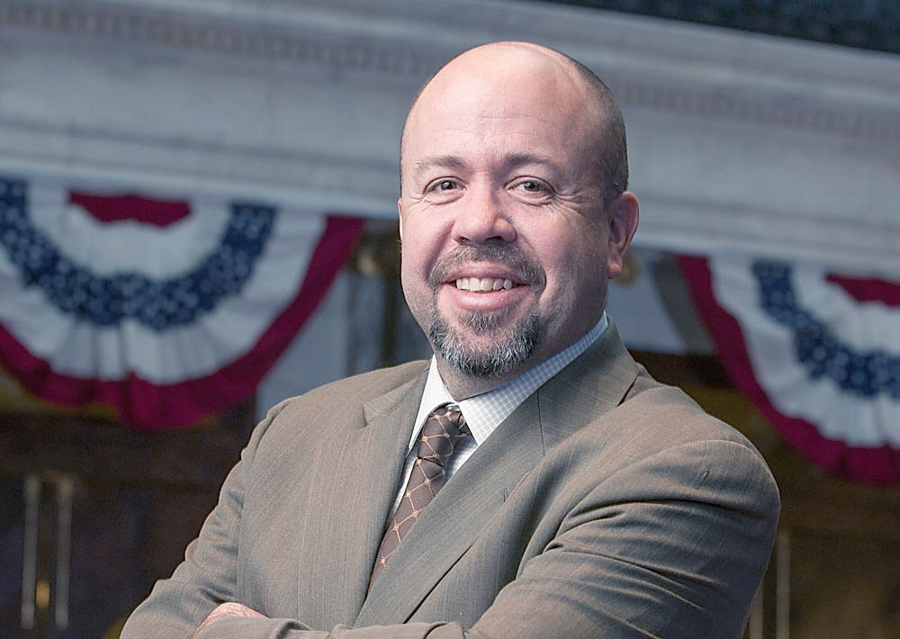 Rep. Jim Steineke, R-Kaukauna, is the majority leader of the Wisconsin Assembly. He represents the 5th Assembly District.