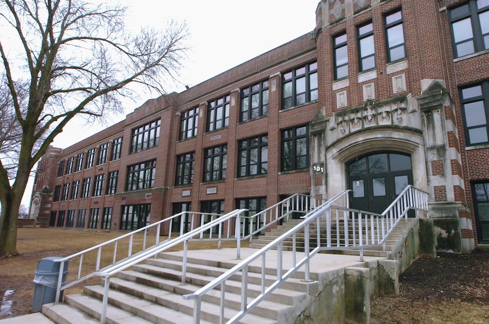 Kaukauna High School. KCN file photo.