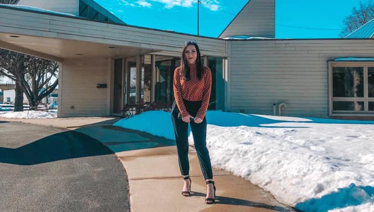 Sydney Hummell Owner of Wellness 360 Health + Beauty Studio, Kaukauna