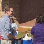 Senate candidate Nelson rallies with health care workers in Wisconsin Rapids