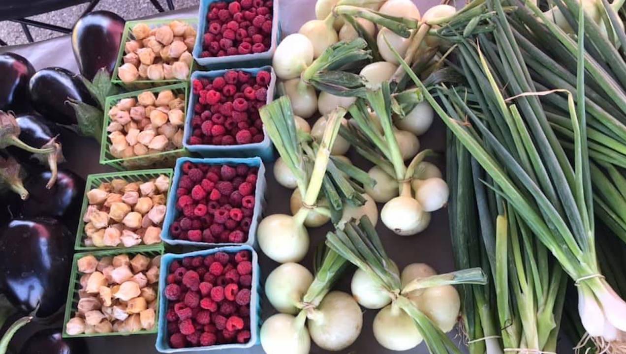 Photo courtesy Kaukauna Farmers Market